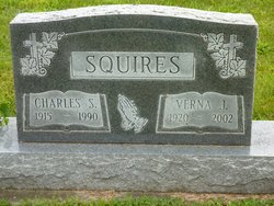 Charles S Squires