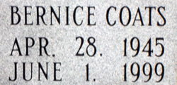 Bernice Coats