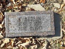 James Kay B Hudson