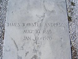 James Warnell Anderson