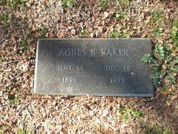 Agnes B. Baker