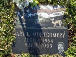 Gary Lynn Montgomery