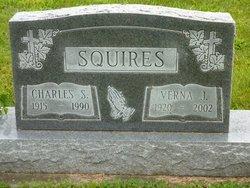 Verna J <I>Cook</I> Squires