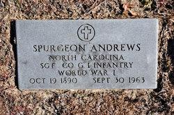 Spurgeon Andrews