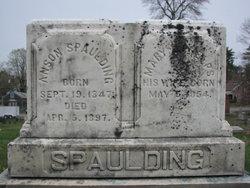 Anson Spaulding