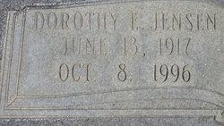 Dorothy Elizabeth <I>Jensen</I> Hatfield