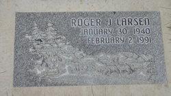 Roger J Larsen