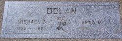 """Anna May """"Annie"""" <I>Dickinson</I> Dolan"""