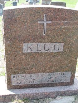 Mary <I>Wuebben</I> Klug