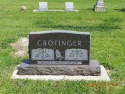 Lucille Lillian <I>Allen</I> Crotinger