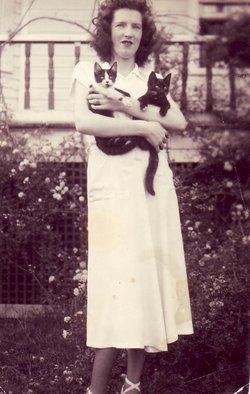 Mary Agnes <I>Cassidy</I> Emmett