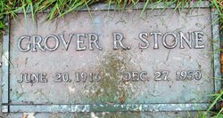 Grover Richard Stone