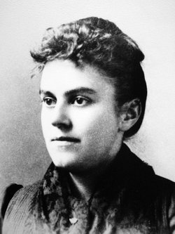 Maud Estelle <I>Getzendanner</I> Waters