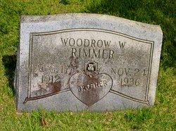 Woodrow W. Rimmer