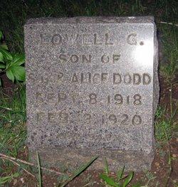 Lowell G Dodd