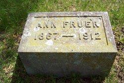 Ann <I>Fruer</I> Coleman
