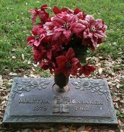 Martha Ella <I>Pirtle</I> Hunsaker