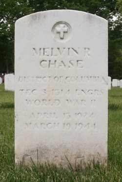 Melvin Rudolph Chase
