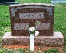 Christian Baisch