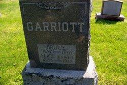 Alice <I>Thomas</I> Garriott