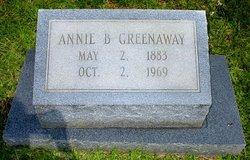 Annie Belle <I>Rimmer</I> Greenaway