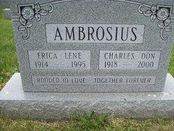 Charles D Ambrosius