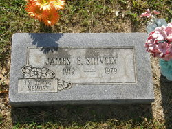 JAMES EDWARD SHIVELY