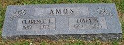 Lovey Mae <I>McConniel</I> Amos