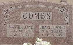 """Charles William """"Charlie"""" Combs, Sr"""