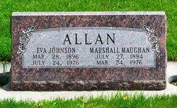 Eva Irene <I>Johnson</I> Allan