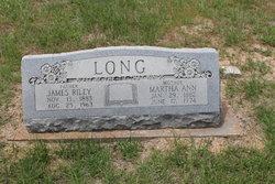 James Riley Long