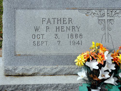 """William Paschal """"Will"""" Henry Jr."""