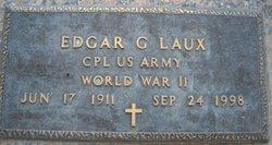 Edgar George Laux