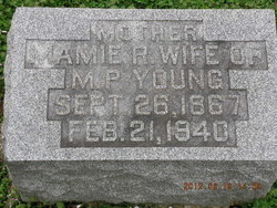 Mamie R Young