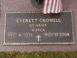 Everett Crowell