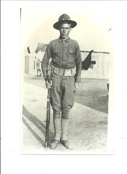 Pvt Hugh Kartchner Gale