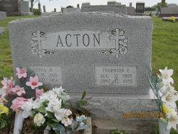 Verna M <I>Otte</I> Acton