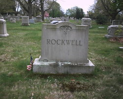 Mary <I>McPherson</I> Rockwell