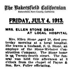 Ellen Stone