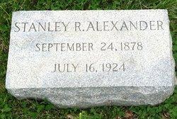 Stanley Rogers Alexander, Sr