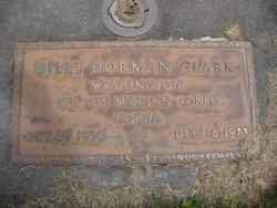 Billy Dorman Clark