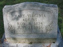 Mary Virginia Adkins