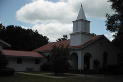 McCalls Chapel United Methodist Church Cemetery