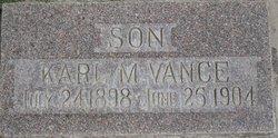 Karl Maesar Vance
