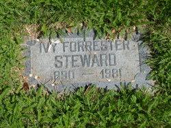 Ivy <I>Forrester</I> Steward