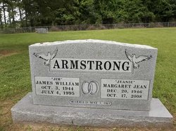 James Jim William Armstrong