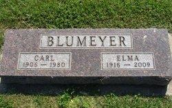 Elma Violet <I>Olson</I> Blumeyer