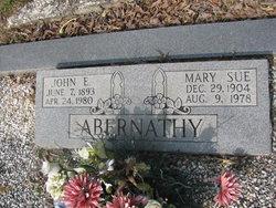 John Elbert Abernathy