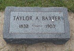 Taylor Alexander Baxter