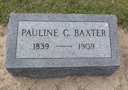 Pauline C. <I>Turner</I> Baxter